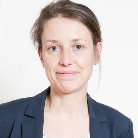 Portrait de Marie Obidzinski, membre de l'équipe Assas Lab'