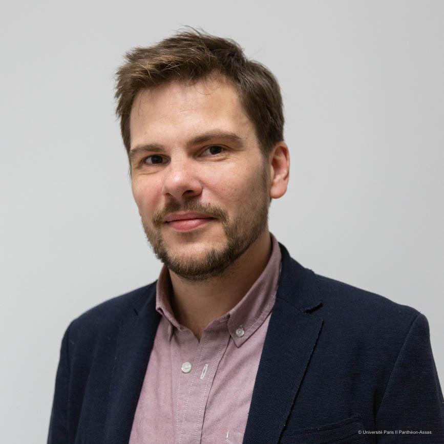 M. Romain BADOUARD, maître de conférences à l'université Paris 2 Panthéon-Assas