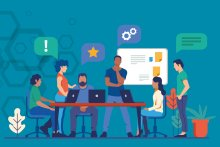 Infographie Startups Assas Lab